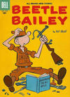 Cover for Beetle Bailey (Dell, 1956 series) #10
