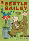 Cover for Beetle Bailey (Dell, 1956 series) #11