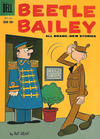 Cover for Beetle Bailey (Dell, 1956 series) #17