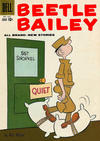 Cover for Beetle Bailey (Dell, 1956 series) #18