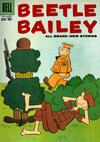 Cover for Beetle Bailey (Dell, 1956 series) #19