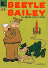 Cover for Beetle Bailey (Dell, 1956 series) #22
