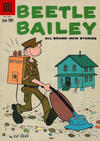 Cover for Beetle Bailey (Dell, 1956 series) #28