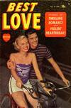 Cover for Best Love (Marvel, 1949 series) #35