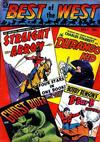 Cover for Best of the West (Magazine Enterprises, 1951 series) #1 [A-1 #42]