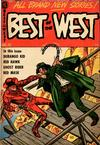 Cover for Best of the West (Magazine Enterprises, 1951 series) #12 [A-1 #103]