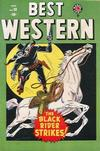Cover for Best Western (Marvel, 1949 series) #59