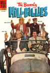 Cover for Beverly Hillbillies (Dell, 1963 series) #8