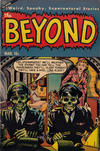 Cover for The Beyond (Ace Magazines, 1950 series) #25