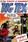 Cover for Big Tex (Toby, 1953 series) #1