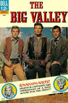 Cover for The Big Valley (Dell, 1966 series) #4