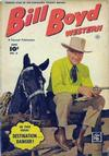 Cover for Bill Boyd Western (Fawcett, 1950 series) #3
