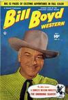 Cover for Bill Boyd Western (Fawcett, 1950 series) #4