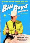Cover for Bill Boyd Western (Fawcett, 1950 series) #5