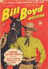 Cover for Bill Boyd Western (Fawcett, 1950 series) #8