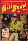 Cover for Bill Boyd Western (Fawcett, 1950 series) #10