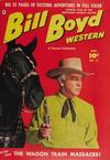 Cover for Bill Boyd Western (Fawcett, 1950 series) #12