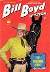 Cover for Bill Boyd Western (Fawcett, 1950 series) #17
