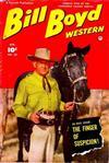 Cover for Bill Boyd Western (Fawcett, 1950 series) #22