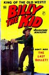 Cover for Billy the Kid Adventure Magazine (Toby, 1950 series) #3