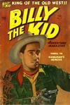 Cover for Billy the Kid Adventure Magazine (Toby, 1950 series) #7