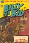 Cover for Billy the Kid Adventure Magazine (Toby, 1950 series) #10