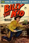 Cover for Billy the Kid Adventure Magazine (Toby, 1950 series) #11