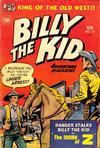 Cover for Billy the Kid Adventure Magazine (Toby, 1950 series) #12