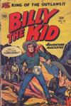 Cover for Billy the Kid Adventure Magazine (Toby, 1950 series) #13