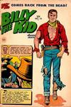 Cover for Billy the Kid Adventure Magazine (Toby, 1950 series) #14