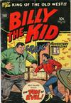 Cover for Billy the Kid Adventure Magazine (Toby, 1950 series) #15