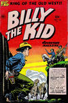 Cover for Billy the Kid Adventure Magazine (Toby, 1950 series) #18