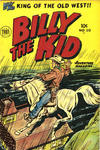 Cover for Billy the Kid Adventure Magazine (Toby, 1950 series) #20
