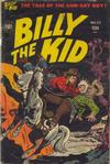 Cover for Billy the Kid Adventure Magazine (Toby, 1950 series) #23
