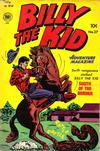 Cover for Billy the Kid Adventure Magazine (Toby, 1950 series) #27