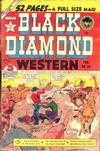 Cover for Black Diamond Western (Lev Gleason, 1949 series) #23