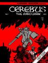 Cover for Cerebus (Aardvark-Vanaheim, 1977 series) #1