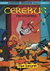 Cover for Cerebus (Aardvark-Vanaheim, 1977 series) #6