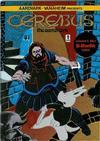 Cover for Cerebus (Aardvark-Vanaheim, 1977 series) #9