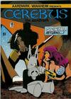 Cover for Cerebus (Aardvark-Vanaheim, 1977 series) #10