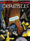 Cover for Cerebus (Aardvark-Vanaheim, 1977 series) #11