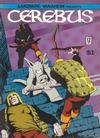 Cover for Cerebus (Aardvark-Vanaheim, 1977 series) #12