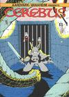 Cover for Cerebus (Aardvark-Vanaheim, 1977 series) #15