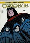 Cover for Cerebus (Aardvark-Vanaheim, 1977 series) #17