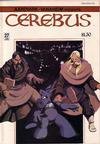 Cover for Cerebus (Aardvark-Vanaheim, 1977 series) #27