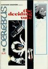 Cover for Cerebus (Aardvark-Vanaheim, 1977 series) #44