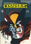 Cover for Cerebus (Aardvark-Vanaheim, 1977 series) #54