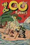 Cover for Zoo Funnies (Charlton, 1945 series) #2