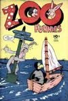 Cover for Zoo Funnies (Charlton, 1945 series) #3