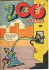 Cover for Zoo Funnies (Charlton, 1945 series) #5